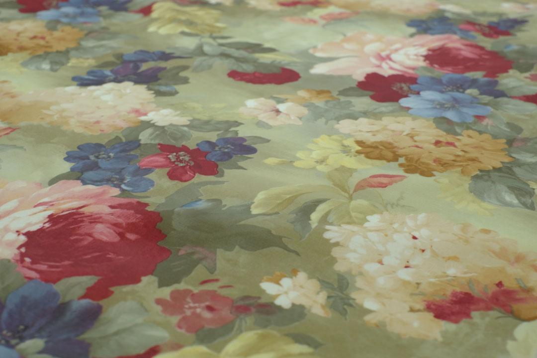 dada cloth Flower / ダダクロス フラワーの生地の柄