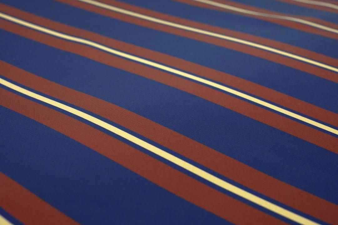 dada cloth Triple stripe / ダダクロス トリプルストライプの生地の柄